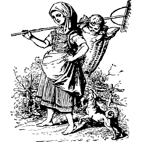 Haymaker PNG image