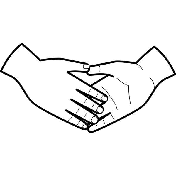 Shaking Hands PNG Clip art