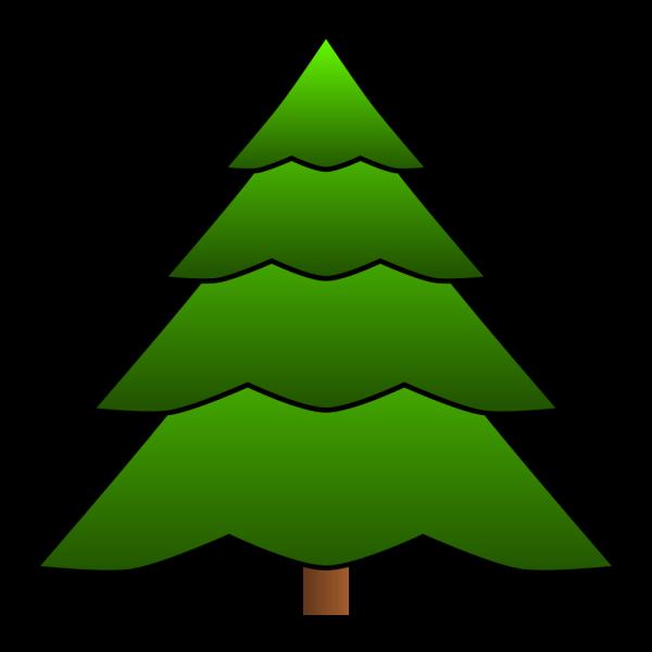 Simple Tree PNG Clip art