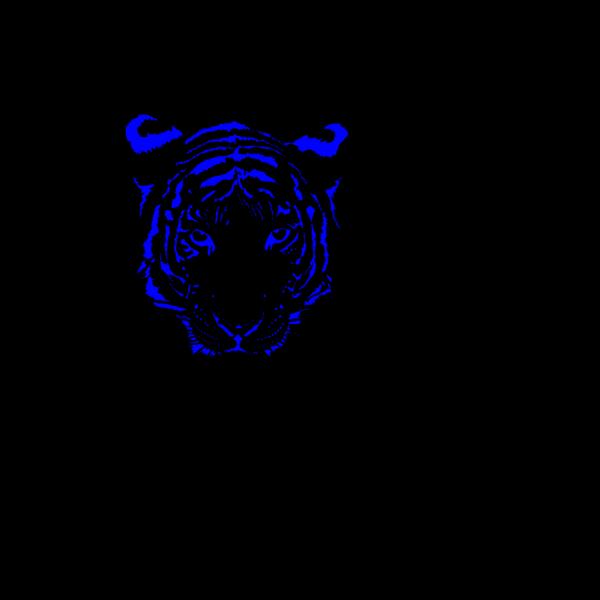 Tiger Face PNG Clip art