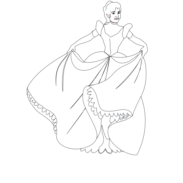 Princess Rosette PNG images