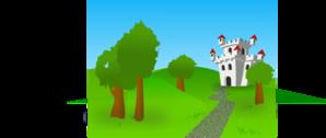 Castle 3 PNG images