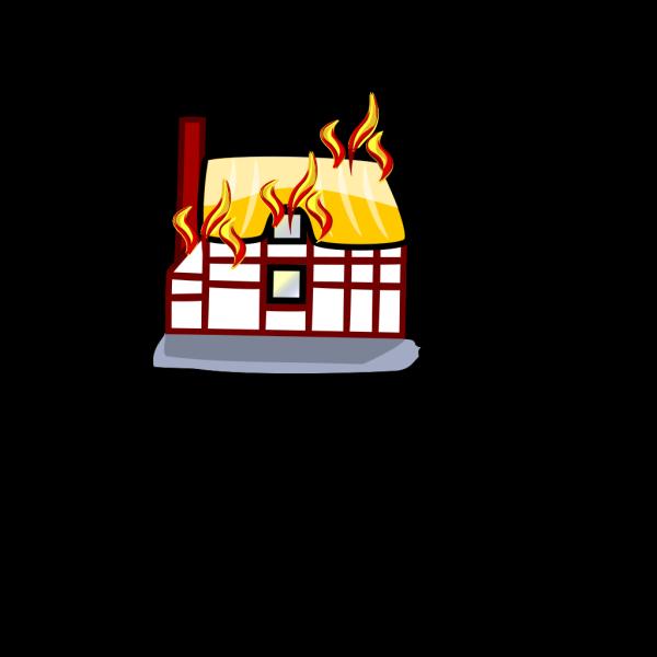 House Fire Insurance PNG Clip art