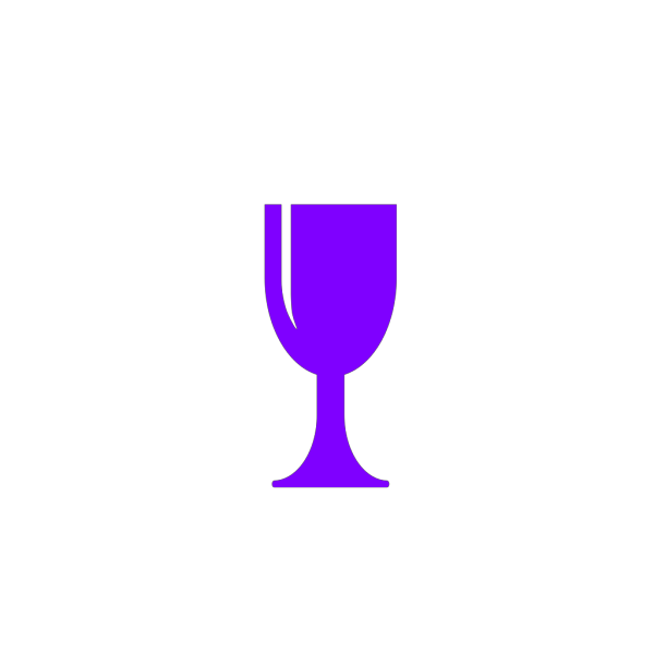 Wine Glass Empty PNG icon