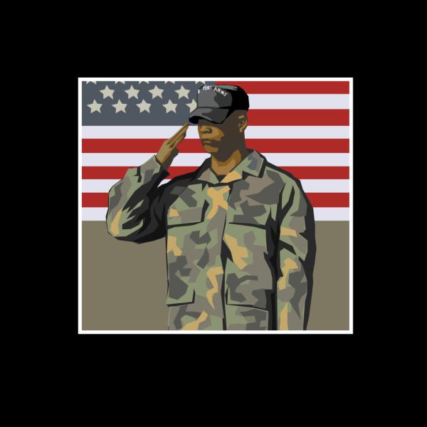 Army Veteran PNG Clip art