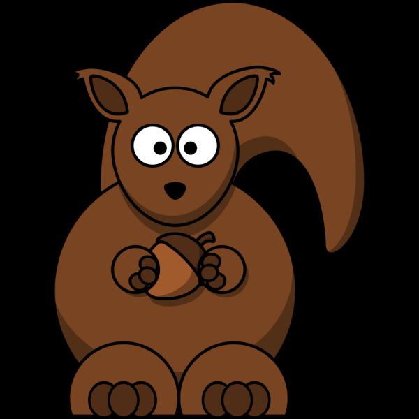 Cartoon Squirrel PNG Clip art