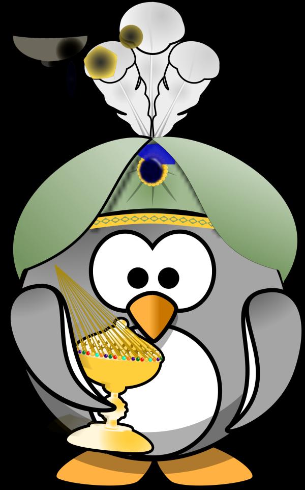 Cartoon Penguin PNG Clip art