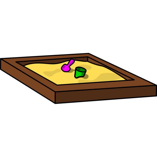 Sandbox  PNG Clip art