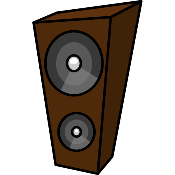Cartoon Speaker PNG Clip art