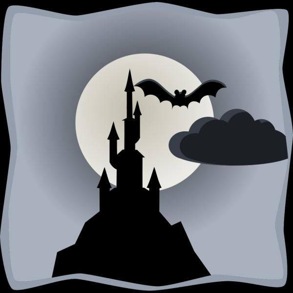 Castle 5 PNG Clip art