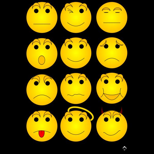 Emoticons  PNG Clip art