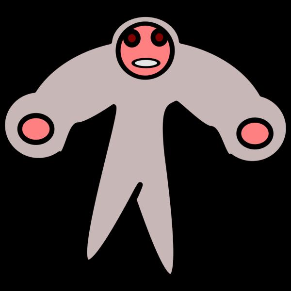 Wrestler Cartoon PNG Clip art