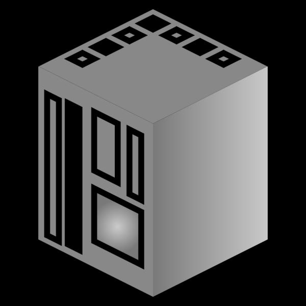 Mainframe Server Computer PNG Clip art