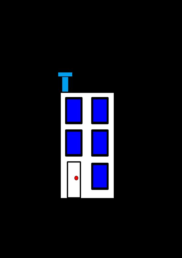 Building PNG Clip art