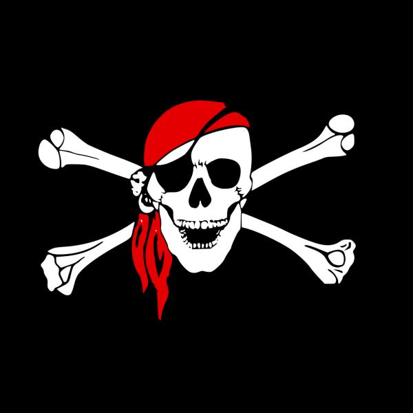 Laurent Drapeau Pirate PNG Clip art