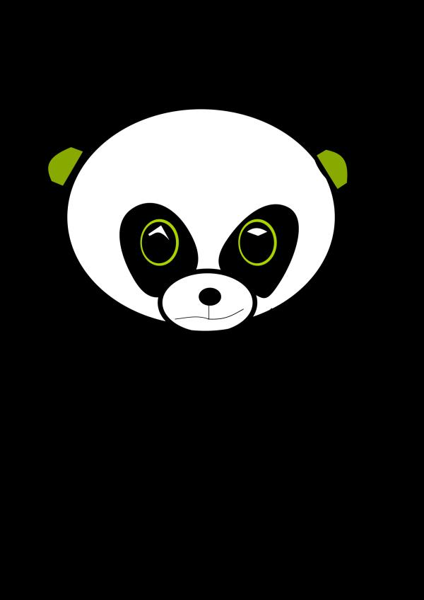 Panda 2 PNG Clip art