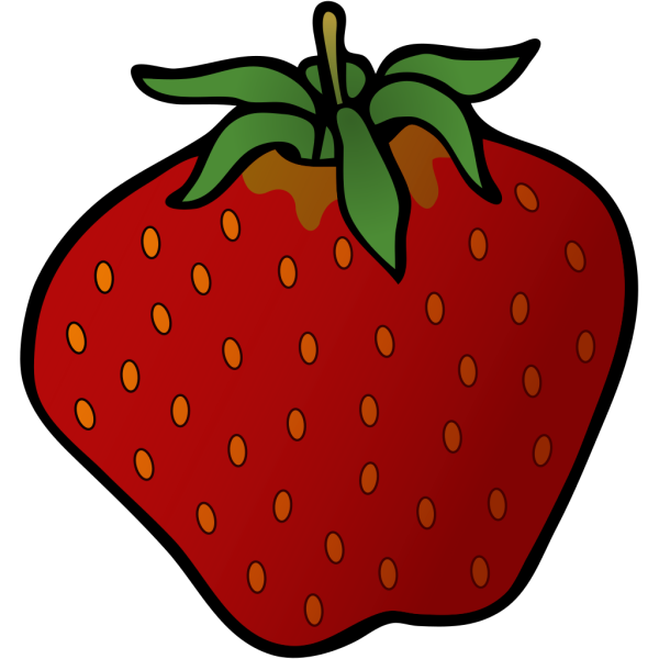 Strawberry 4 PNG Clip art