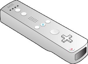 Wii Remote PNG Clip art