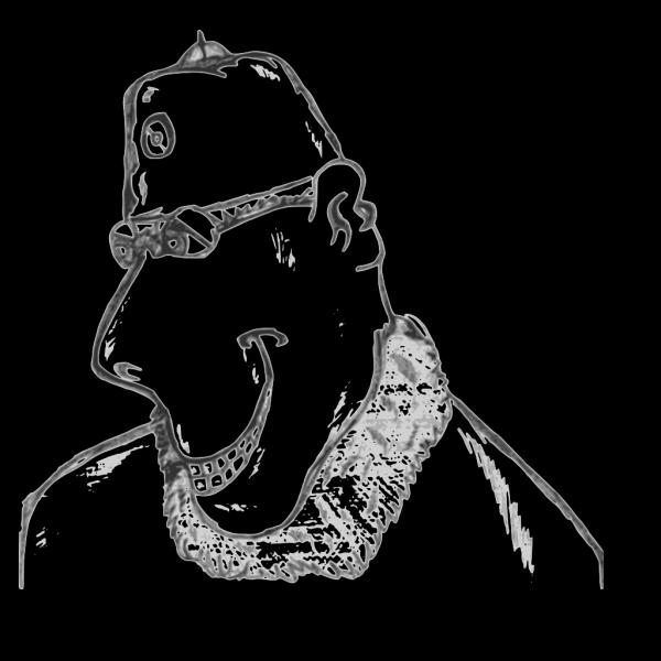 Weird Face PNG Clip art