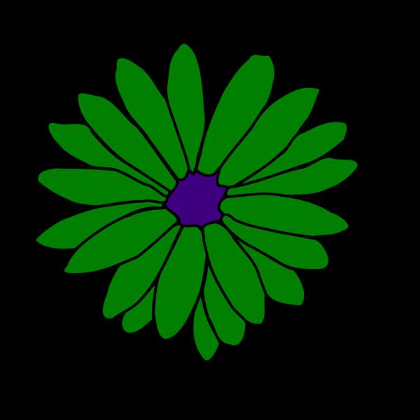 Flower In A Pot PNG Clip art