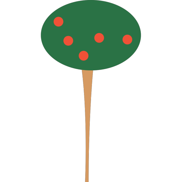 Apple Tree Branch PNG Clip art