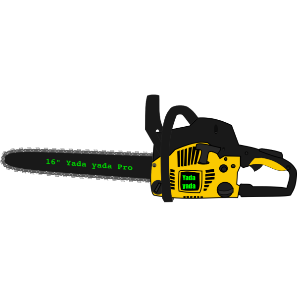 Chainsaw PNG images