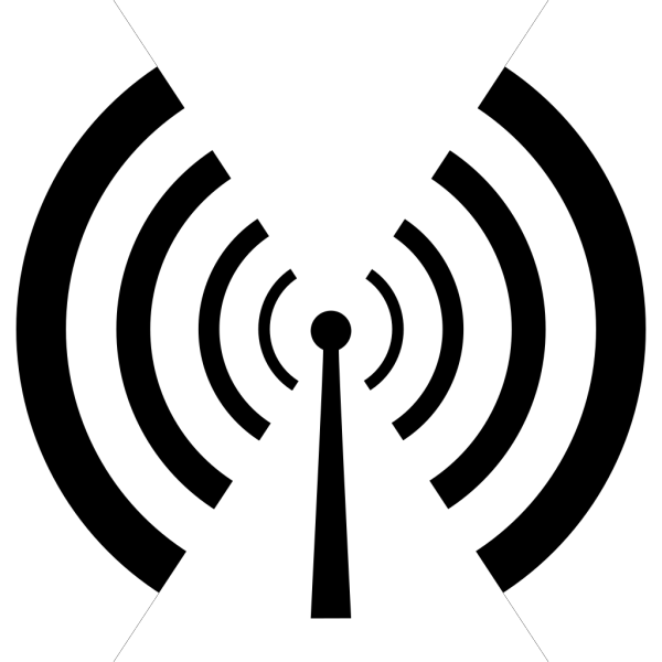 Antenna Waves PNG Clip art
