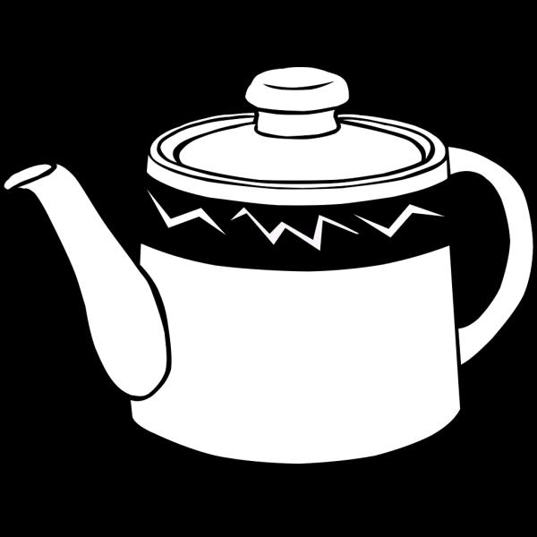 Tea Pot PNG Clip art