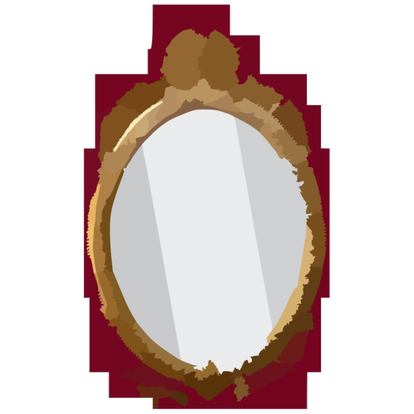 Mirror D PNG images