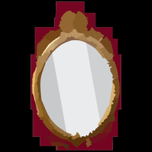 Mirror D PNG Clip art