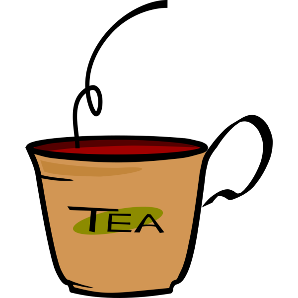 Printerkiller Cup Of Tea PNG Clip art