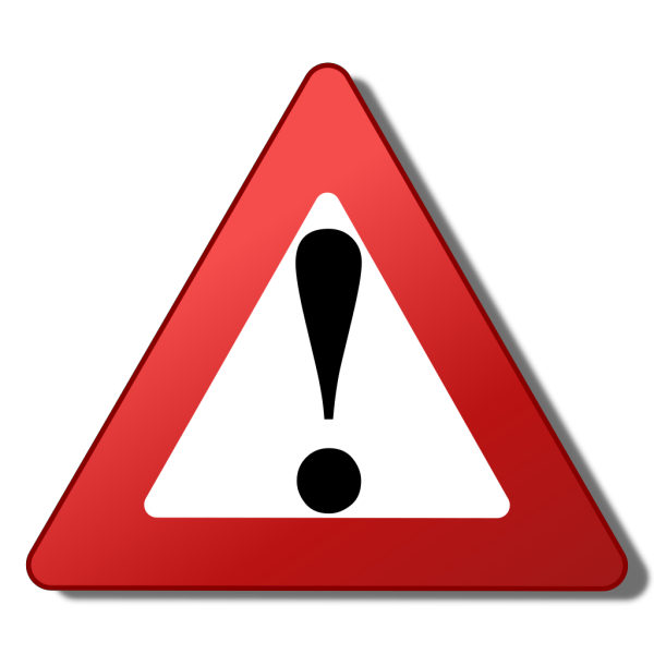 Warning Sign PNG Clip art