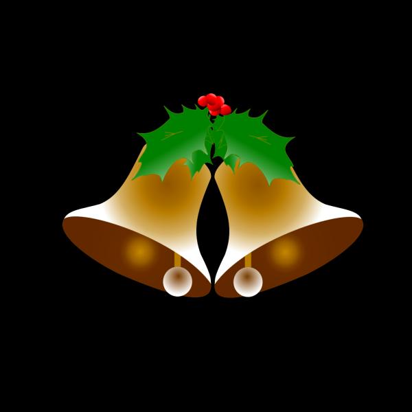 Christmas Bells PNG Clip art
