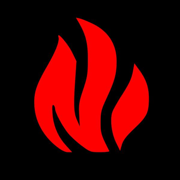 Fire Flames Symbol PNG Clip art