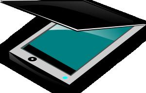 Barcode Handheld Scanner  PNG Clip art