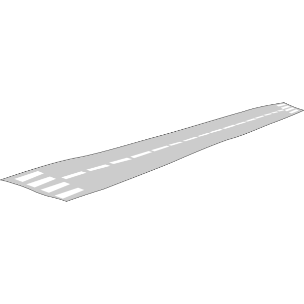 Airport Runway PNG Clip art