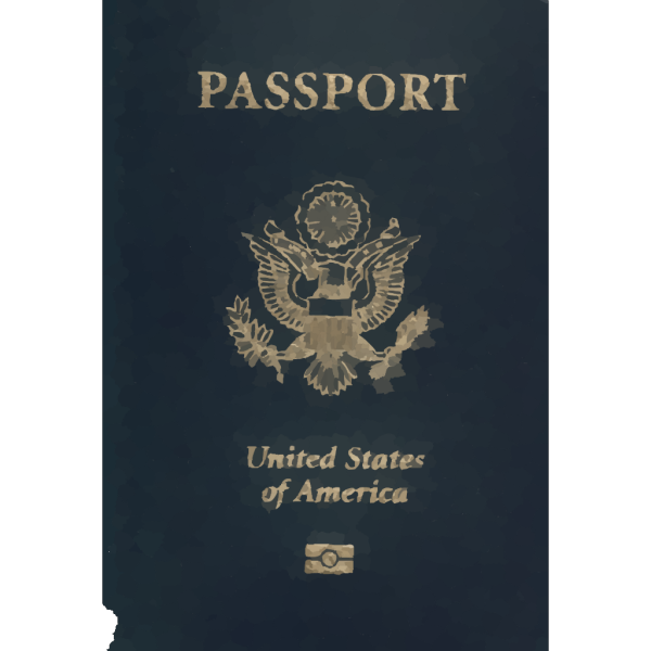 Passport PNG images