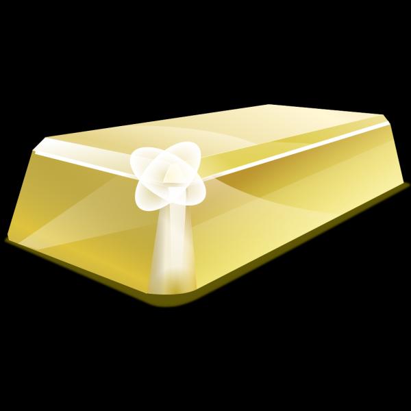 Gold Block PNG Clip art
