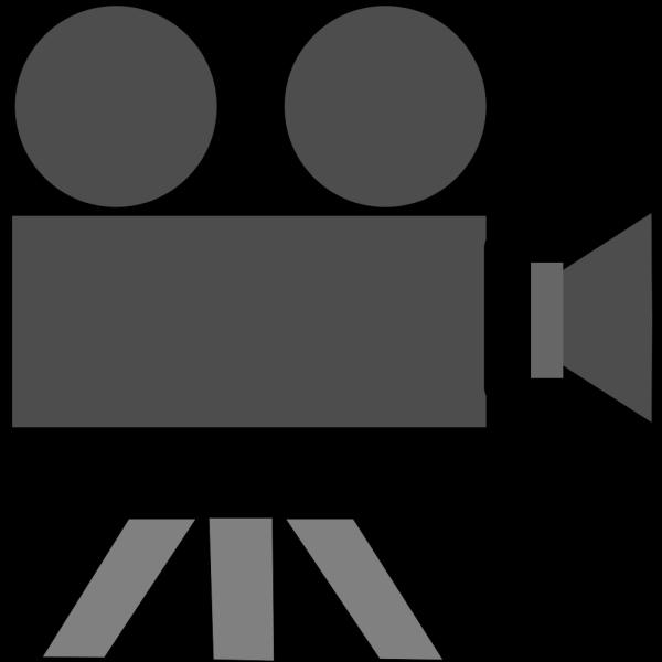 Movie Camera PNG Clip art