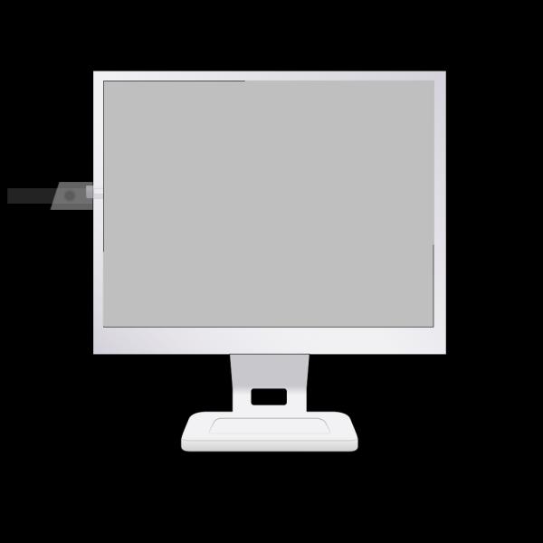 Lcd Monitor  PNG Clip art