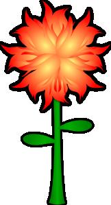 Fire Flower  PNG Clip art