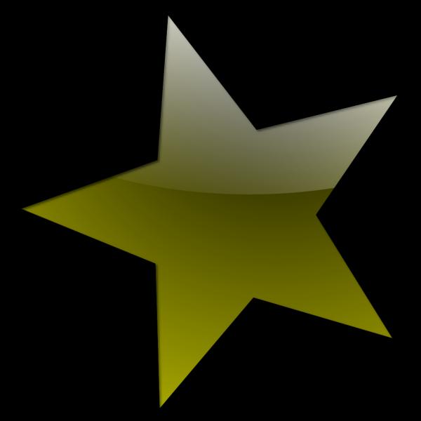 Star 5 PNG Clip art