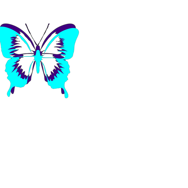 Butterfly PNG icons