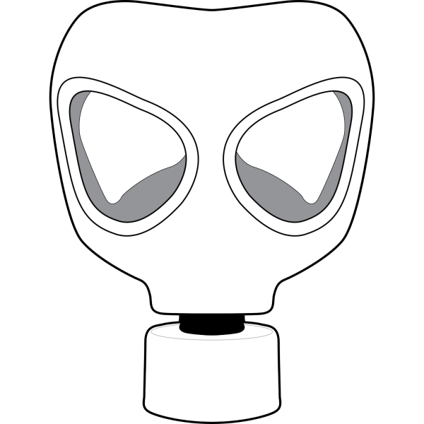 Gas Mask PNG Clip art
