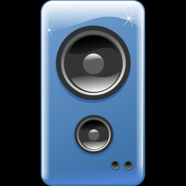 Computer Loudspeaker PNG Clip art