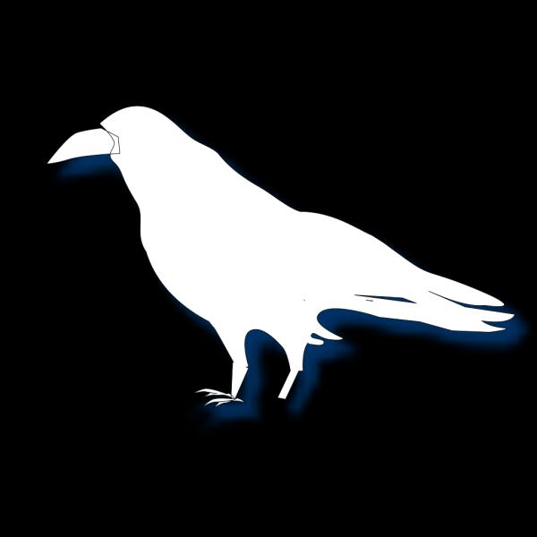 Raven Black PNG Clip art
