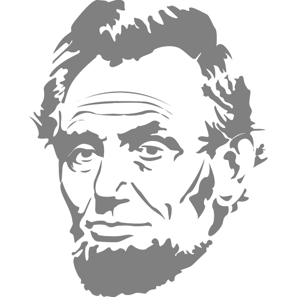 Abe Lincoln PNG Clip art