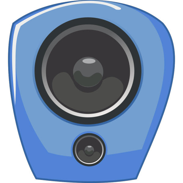 Loudspeaker In Comic Style PNG icons