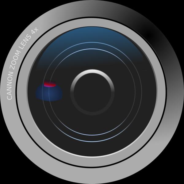 Camera Lens PNG Clip art