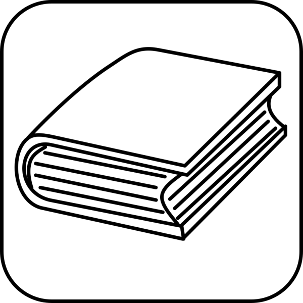 Open Book Icon PNG Clip art